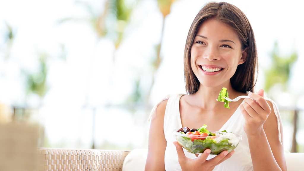 Lebensmittel zum Abnehmen mit Hypothyreose und