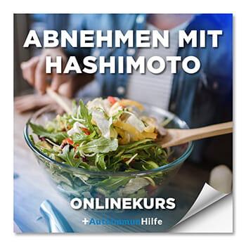 Autoimmunhilfe Abnehmen mit Hashimoto