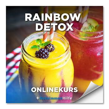 Autoimmunhilfe Rainbow Detox