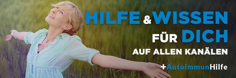 autoimmunhilfe Newsletter Banner