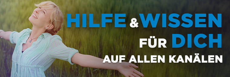autoimmunhilfe Newsletter Banner Mobil