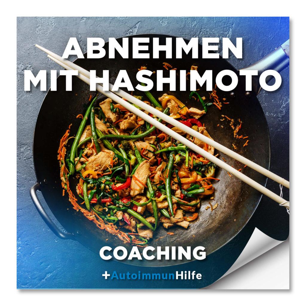 Leckere Gemuesepfanne zum Abnehmen mit Hashimoto Thyreoiditis